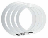 EVANS ER-STANDARD E-ring 12-13-14-16 std pack