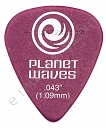 PLANET WAVES Kostka gitarowa DELRIN 1.09