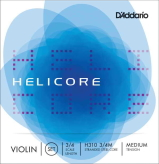D'Addario Helicore H310 3/4M Struny do skrzypiec