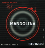 RED'S Struny do mandoliny