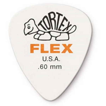 Kostka do gitary Dunlop Tortex Flex Standard .60mm