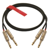 RED'S AU1330BLK Kabel audio 2JM/2JM 3m