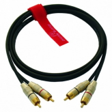 RED'S AU1530BLK Kabel audio 2R/2R 3m
